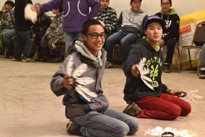 yupik dance